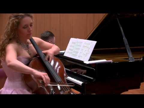 Seeli Toivio: Cello, Markus Vaara, Piano