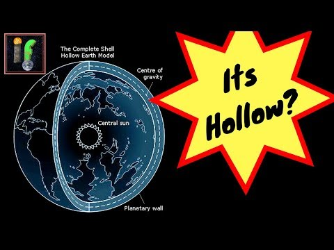 Hollow Earth 'IF' it's real ?
