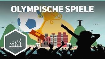 Olympische Spiele 2016 - Die Wirtschaft dahinter! ● Gehe auf SIMPLECLUB.DE/GO & werde #EinserSchüler