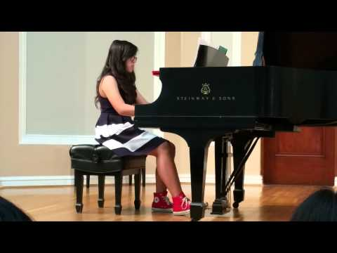 KARA Lan Nguyen piano recital San Jose Mar.28,2015