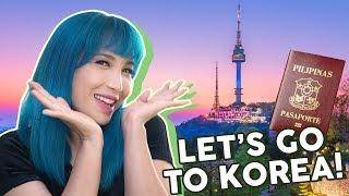 THINGS TO PREPARE BEFORE TRAVELING TO KOREA