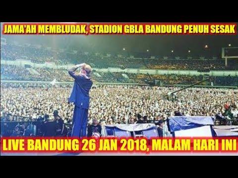 LIVE UAS 26 JAN 2019! TABLIGH AKBAR DI STADION GBLA BANDUNG JABAR Bersama Ustadz Abdul Somad Lc.MA