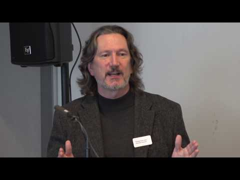 Plymouth University's Professor Kevin Jones on port cyber risks at Future Cities Forum