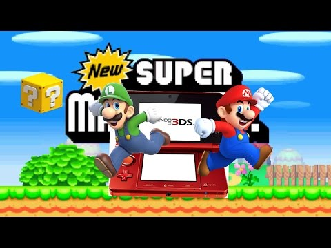 How To Download New Super Mario Bros.DS On Your Phone!! (Android Only)