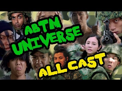 ABTM UNIVERSE. ALL CHARACTERS (PART |, ||, |||, |V & MUSICAL)