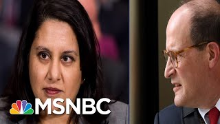 'We'll Send The Sergeant At Arms Over To The Justice Department' | The Last Word | MSNBC