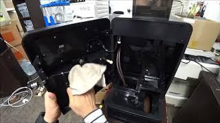 동구전자 DSK-F04 커피머신 청소 일반인버전