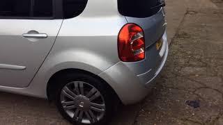Renault modus auto