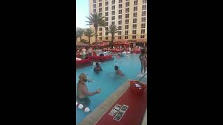 Memorial Day Weekend 17 Fist Fight   Golden Nugget Casino Lake Charles