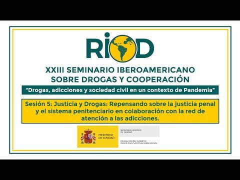 XXIII Seminario RIOD - #Justicia y #Drogas - Clausura