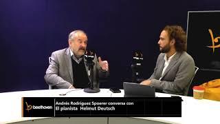 La Belleza de Cantar - Entrevista a Helmut Deutsch - 19 de Mayo 2019