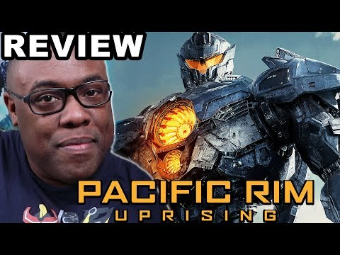 PACIFIC RIM UPRISING is POWER RANGERS! - Movie Review (Black Nerd)