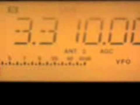 3310khz,Odessa radio.