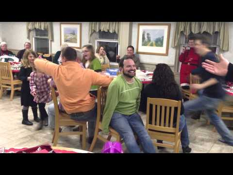 Adult Musical Chairs - Reimer/McNerney Reunion 2012