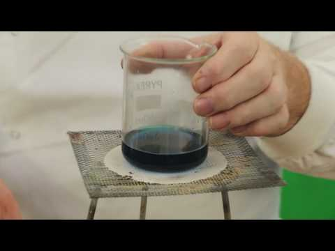Making A Salt From An Insoluble Base And Acid