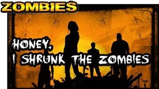 BEDROOM ZOMBIES ★ Left 4 Dead 2 (L4D2 Zombie Games)