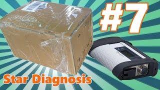 Interfejs Diagnostyczny do Mercedesów STAR DIAGNOSIS C4 (HALO PACZKA #7)