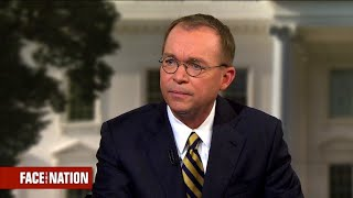 OMB Director Mulvaney on the effects of the shutdown