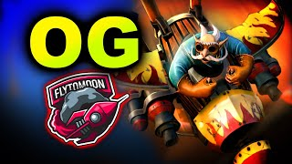 OG vs FlyToMoon - Game of the Day - OMEGA League DOTA 2
