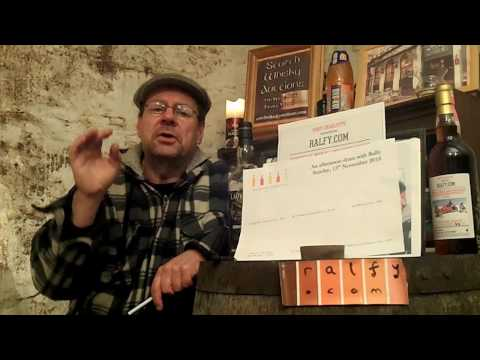 whisky review 614 - Ralfy's Whisky Tasting Event 2016