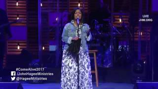 Cece Winans LIVE (2017) - Why me Lord & I need Thee Every Hour