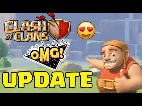 CLASH OF CLANS MARCH UPDATE DETAILS