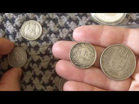 Switzerland Junk Silver Coins 101