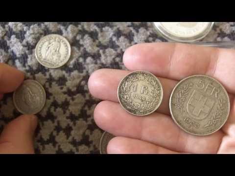 Switzerland Junk Silver Coins 101