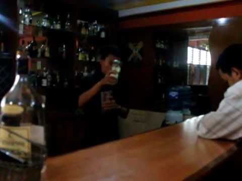 conversetation at bar akpindo rizky juniardi & griya jujuren