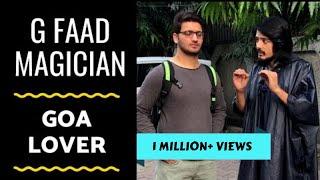 FAAD MAGICIAN - GOA LOVER | RJ ABHINAV thumbnail