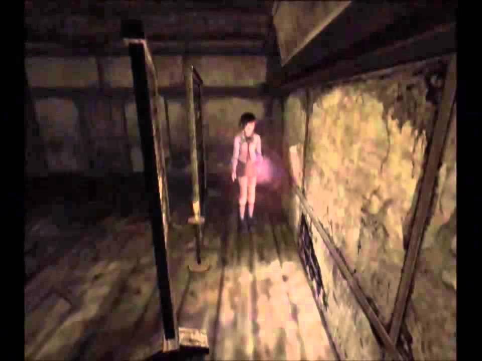 Fatal Frame (Xbox) gameplay 1 - YouTube