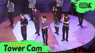 [K-Choreo Tower Cam 4K] 뉴이스트 직캠 'INSIDE OUT '(NU'EST Choreography) l @MusicBank KBS 210430