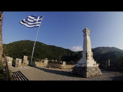 Stemnitsa of Greece - A Timelapse Film
