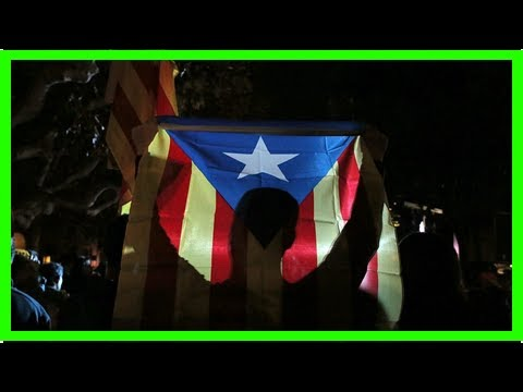US Newspapers - Pro-independence catalans to protest in barcelona