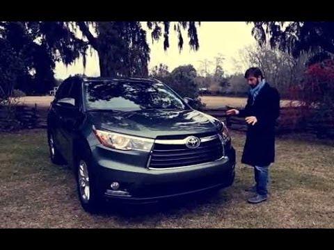 Prueba Toyota Highlander 2014 Espaol