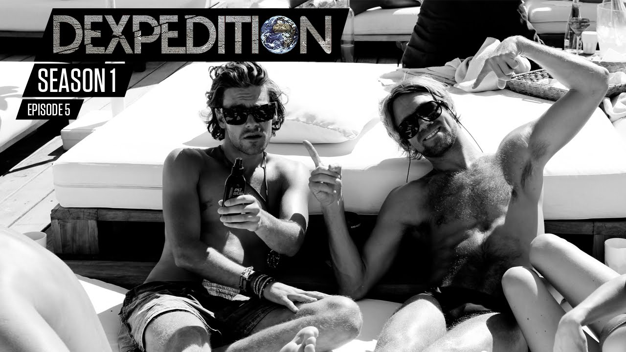 Download Dexpedition - S1E5 - FRENCH RIVIERA - YOU REALLY CALL THAT A BOAT - Expect Films [HD]