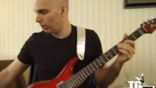 Joe Satriani Guitar Exercise