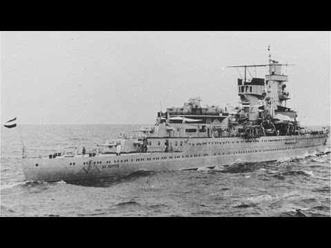 Mystery over Dutch WW2 shipwrecks vanished from Java Sea bed