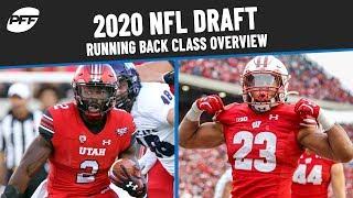 2020 NFL Draft: Running Back Class Overview | PFF