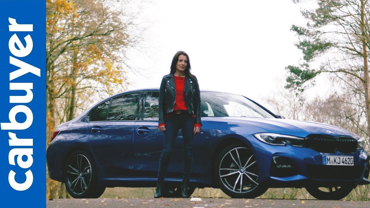 bmw 3 series g20 saloon 2019 in-depth review - carbuyer - youtube