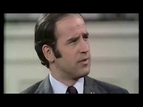 Young Joe Biden on Campaign Finance Reform (1974)