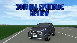 2018 KIA Sportage | Greenville, WI Update | ROBLOX