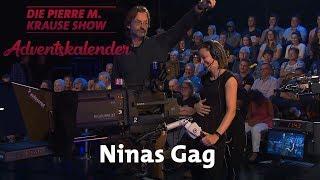 Türchen Nr. 7 – Ninas Gag