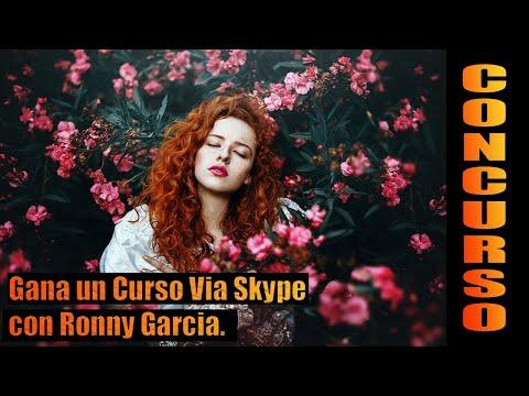 Curso Via Skype Con Ronny Garcia