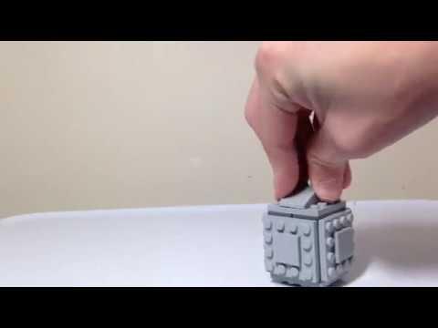 Working Lego frag grenade cod aw