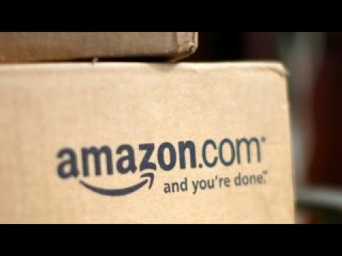 Thumbnail: Break up Amazon as a monopoly?