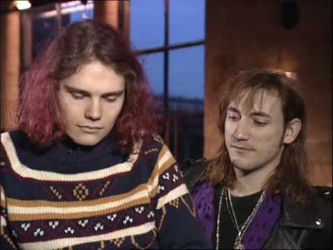 Smashing Pumpkins February 1992 Rapido Interview