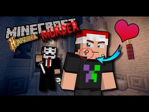 BURON NỔI MỤN, BIẾT YÊU RỒI CHĂNG ??? (Minecraft Ai Là Kẻ Giết Người #7)