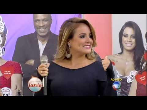 Não Se Reprima! Britto Jr. E MC Bruninha Dançam Ao Som De Menudo