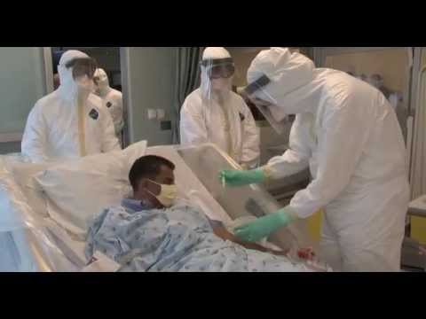 Ebola Preparedness Exercise  UCLA Health
